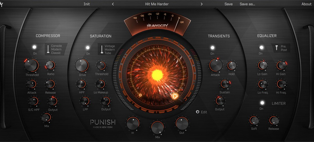 Heavyocity dives into the effects pool with Punish