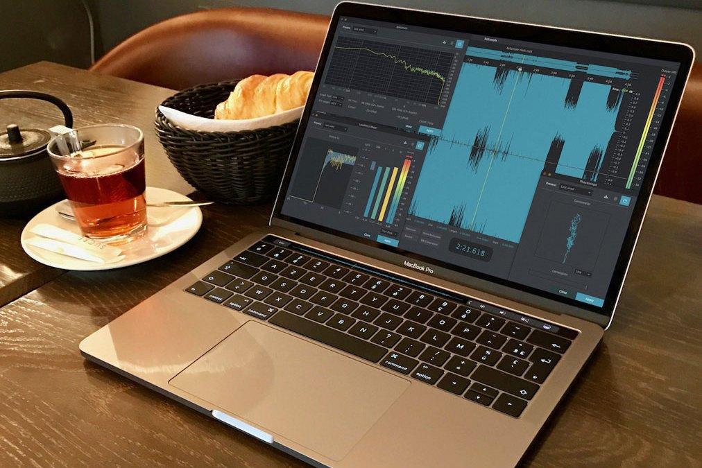 2nd Sense Audio reveals ReSample stereo editor app