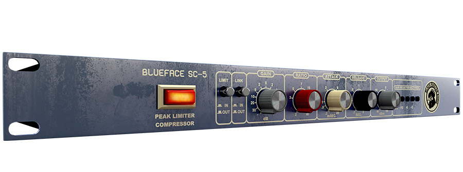 Black Rooster Audio unfurls Blueface SC-5 compressor