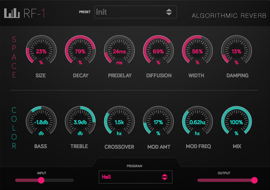 Numerical Audio RF-1 reverb leaps from iOS to desktop
