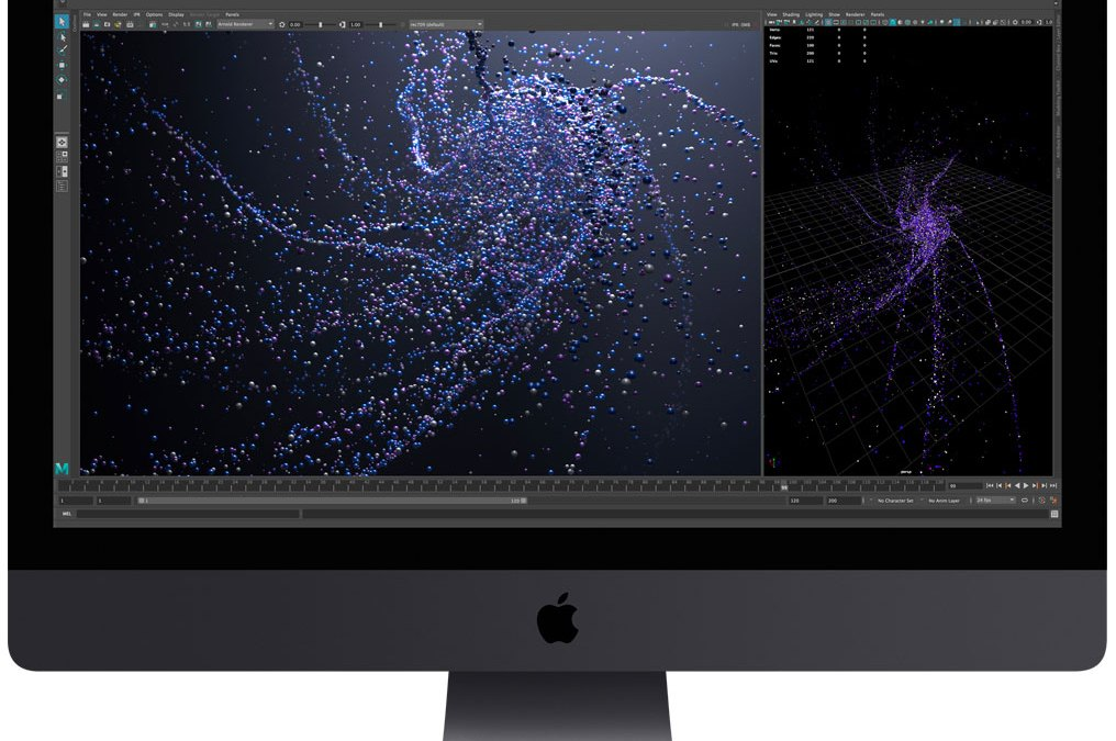 iMac Pro is here