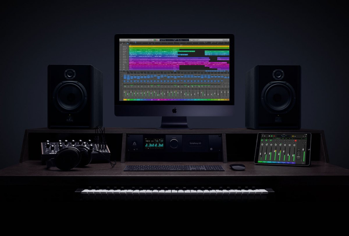 Logic Pro X update includes Smart Tempo and new effect plugins