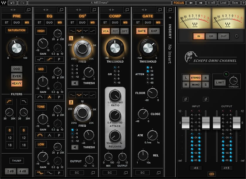 Andrew Scheps Omni Channel arrives from Waves