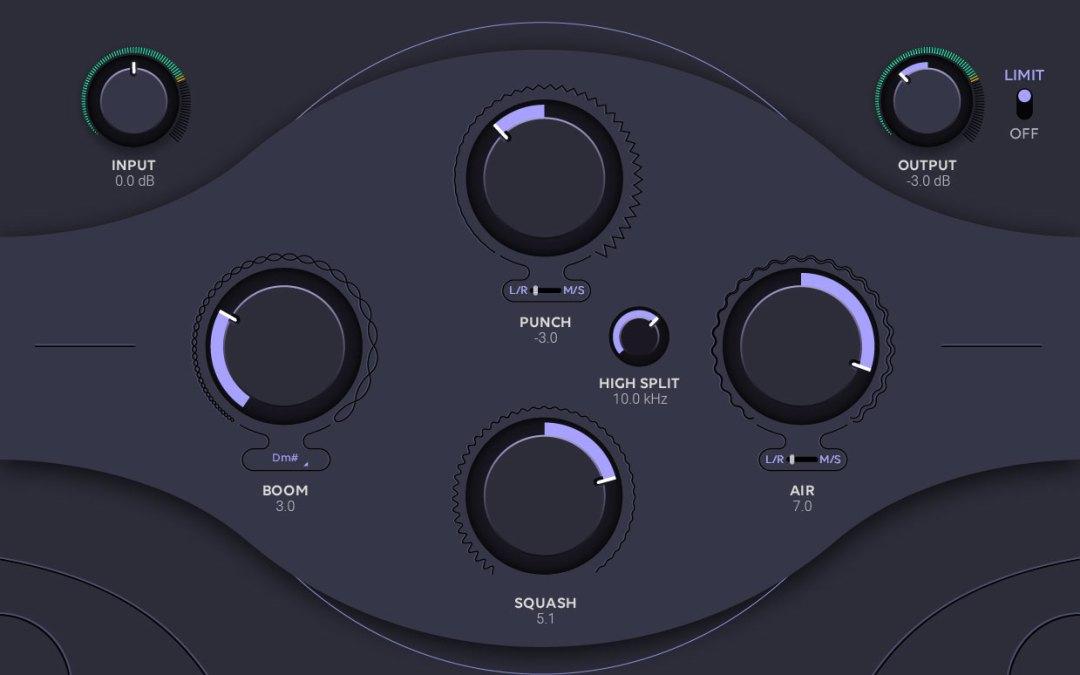 Accusonus Beatformer is an all-in-one beat sculpting plugin