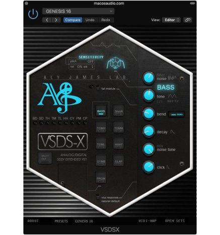 Aly James Lab VSDS X 2.0