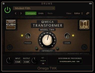 Kush Audio Omega Model TWK