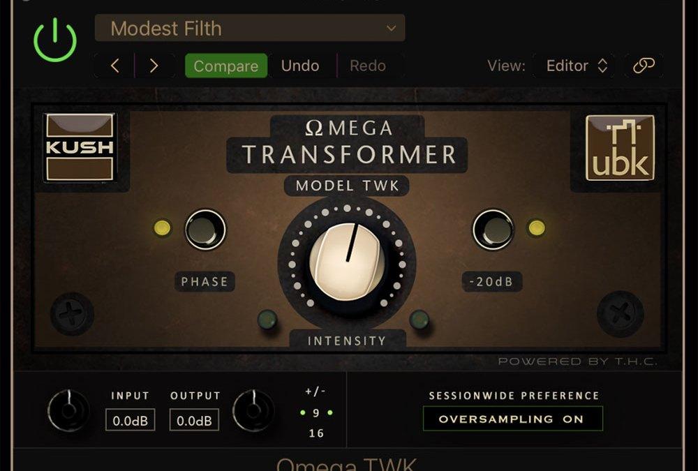 Kush debuts Omega Model TWK 1970s transistor clipper