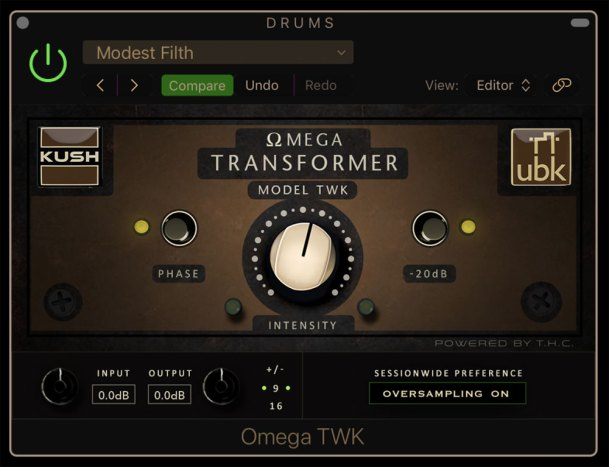 Kush Audio Omega Model TWK