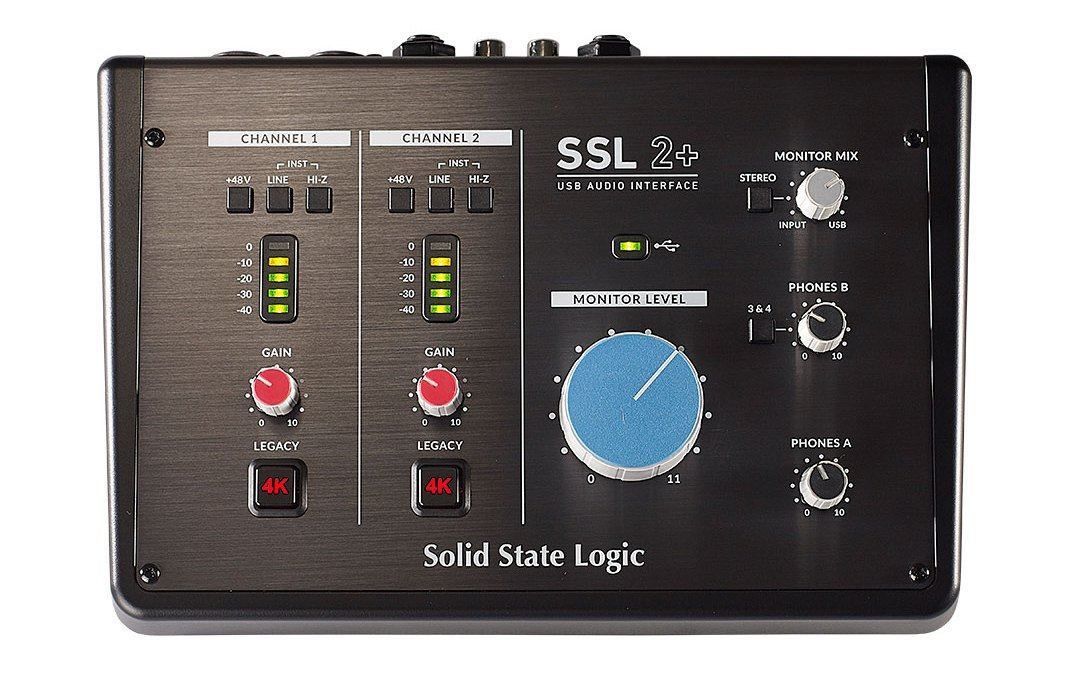 SSL unveils 2 audio interfaces for project studios