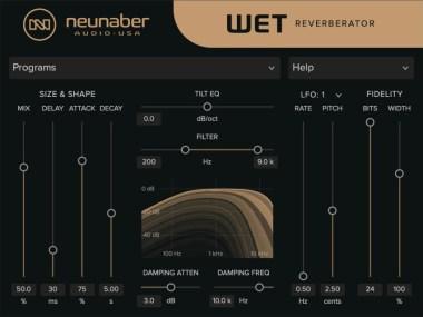 Neunaber Audio Wet Reverberator