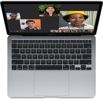 Apple MacBook Air (2020) keyboard