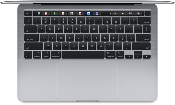 Apple MacBook Pro 13 inch (2020) Magic Keyboard