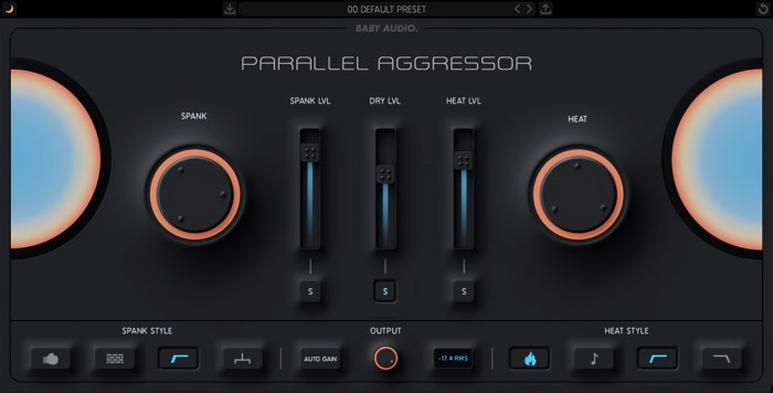 Baby Audio Parallel Aggressor