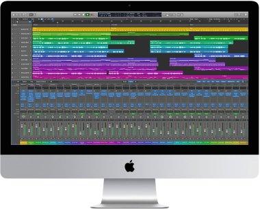 Apple iMac 2020 Logic Pro X