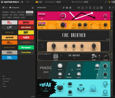 Native Instruments Guitar Rig 6