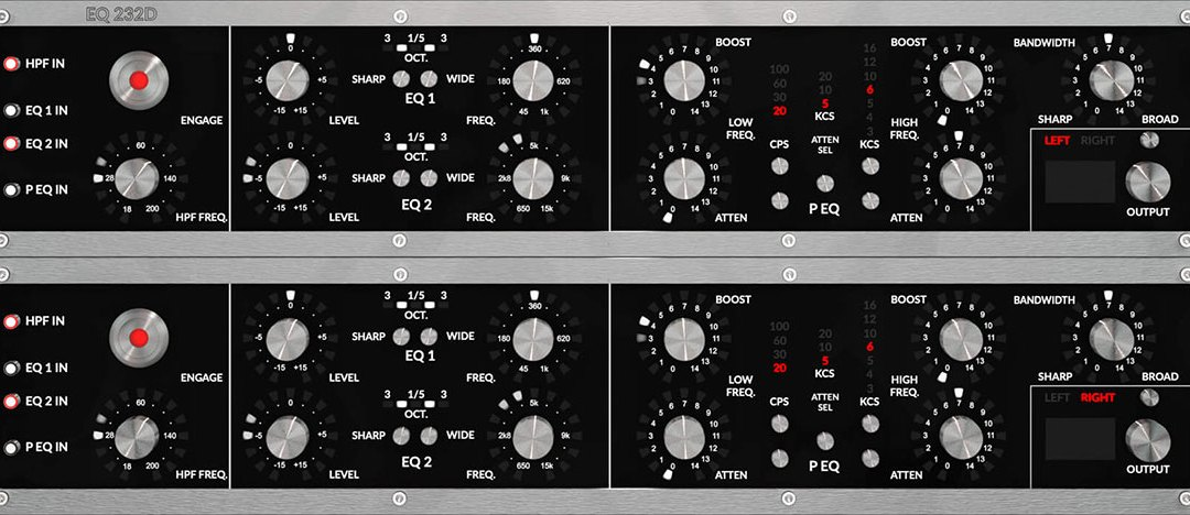 Plugin Alliance launches Bettermaker EQ232D