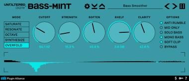 Plugin Alliance Unfiltered Audio Bass-Mint