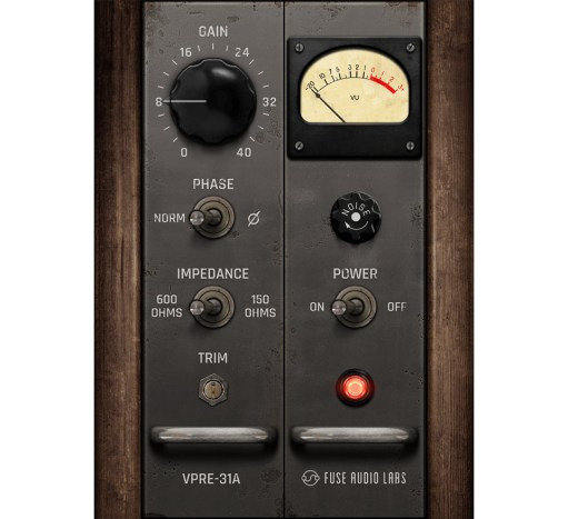 Fuse Audio Labs VPRE-31A