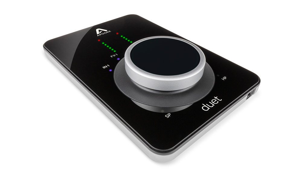 Apogee introduces Duet 3 audio interface