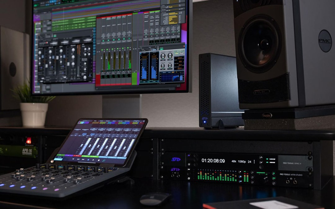 Avid unveils Pro Tools 2021.6 with Hybrid Engine and M1 support