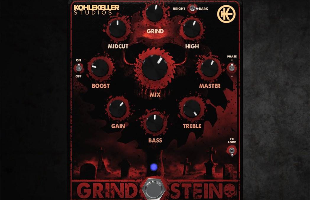 Audiority unleashes Klirrton Grindstein death metal plugin