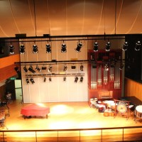 Lee Hysan Concert Hall, Chinese University of Hong Kong