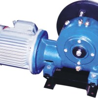 MACHO Pile-Winding Winches