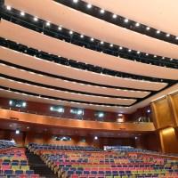 Grand Hall, Lee Shau Kee Lecture Centre, The University of Hong Kong