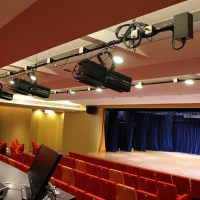 Charity Fung Auditorium, Sacred Heart Canossian College