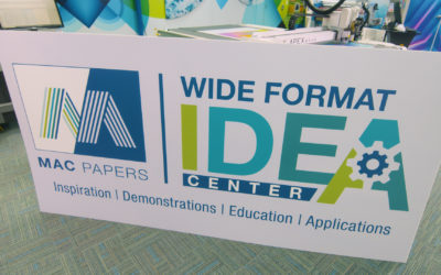 Wide Format Sign