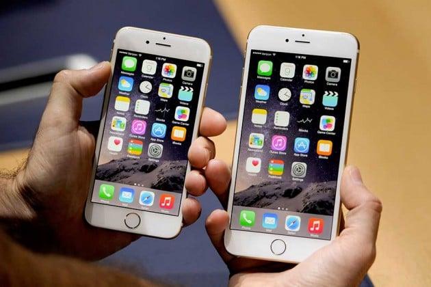 iPhone 6 vs iPhone 6 Plus differences et similitudes