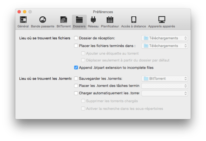 bittorrent yosemite dossier reception