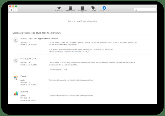 Mac OS X Yosemite 10.10.2 apple remote desktop