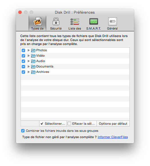 OS X El Capitan retrouver fichier effaces par erreur sur mac