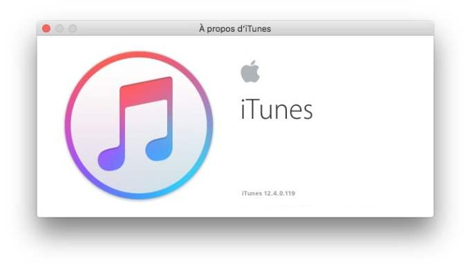 mac os x 10.11.5 itunes 12.4 update