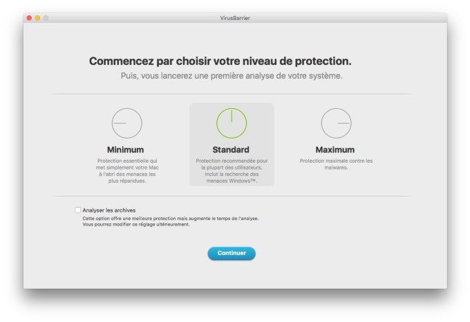 proteger MacOS Sierra 10.12