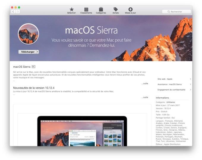 Reconstruire la partition Recovery Mac