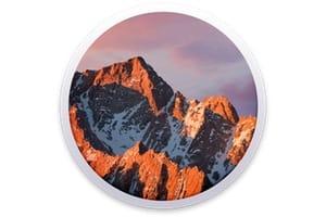 macOS sierra 10.12.4 mise à jour
