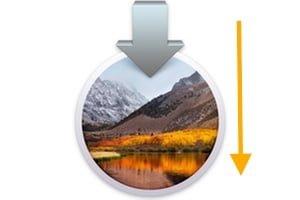 Downgrade macOS High Sierra vers sierra tutoriel complet