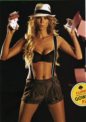Clonie Gowen Poker