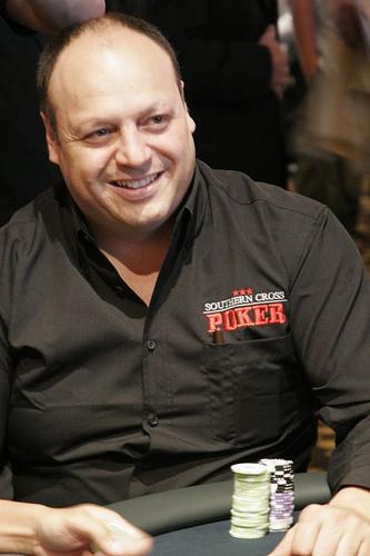 Jeffrey Lisandro Poker