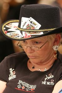 Susie Isaacs Poker
