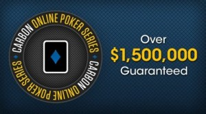 Carbon Online Poker Series