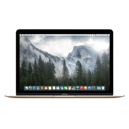 Refurbished 2015 MacBook 12-inch