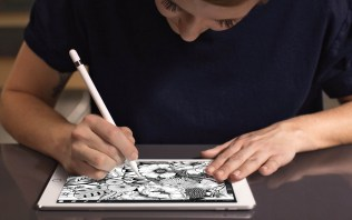 9.7-inch iPad Pro with Apple Pencil