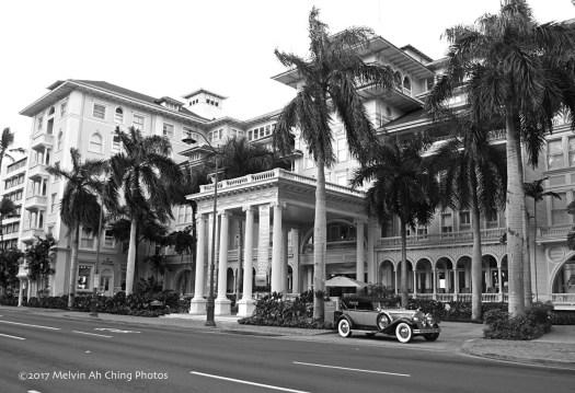 Moana Hotel, Honolulu, HI