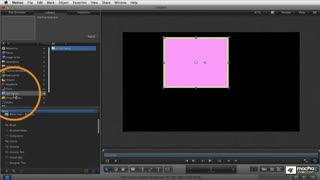 Motion 5 104: Effects, Particles and Replicators - Preview Video