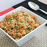 WHOLE GRAINS:  Sweet 'n Easy Brown Rice