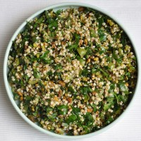 WHOLE GRAINS: Buckwheat Salad Can Reduce Heat. What?