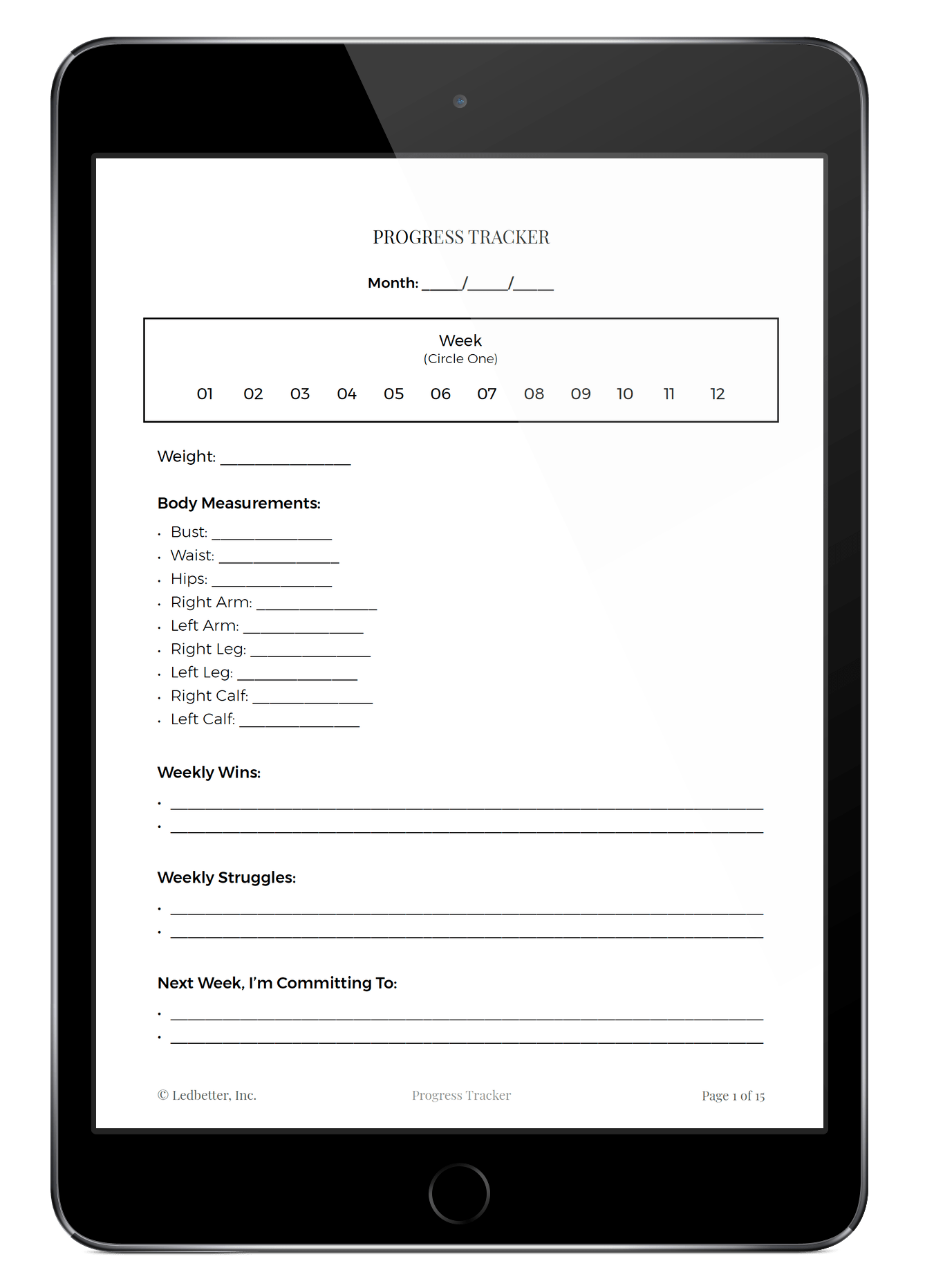 Macro Counting Made Simple